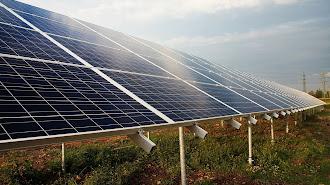 La comunidad de regantes estudia instalar una planta de energía fotovoltaica.