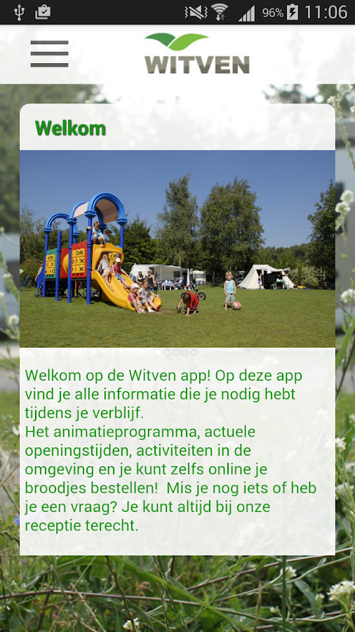 Camping Witven- screenshot