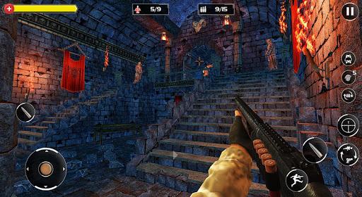 FPS Shooting Gun War - Counter Critical Strike CS screenshots 1