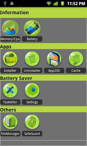 Super Box 10 tools in 1 app  screenshot 1