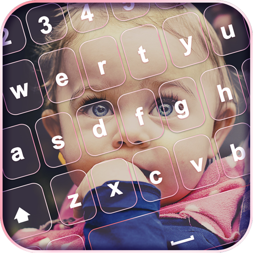 My Sweet Pic Keyboard Design