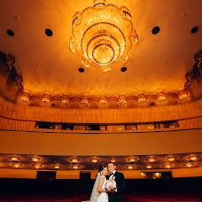 Wedding photographer Aleksey Denisov (chebskater). Photo of 09.04.2018