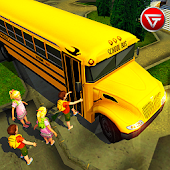 City High School Bus Driving Simulator 2018