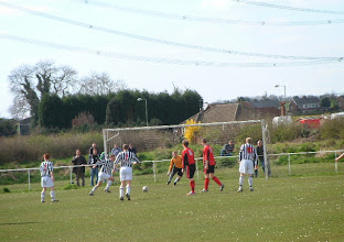 Photo: 06/04/07 v Appleby Frodingham (CMLS) 5-0 - contributed by Martin Wray