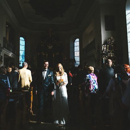 Wedding photographer Andreas Weichel (andreasweichel). Photo of 14.02.2018