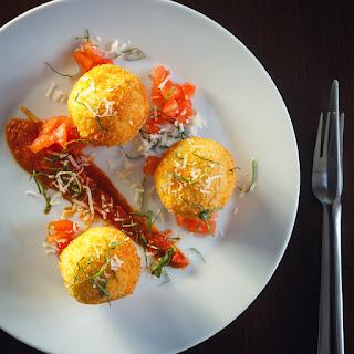 Risotto Rice Balls Recipes