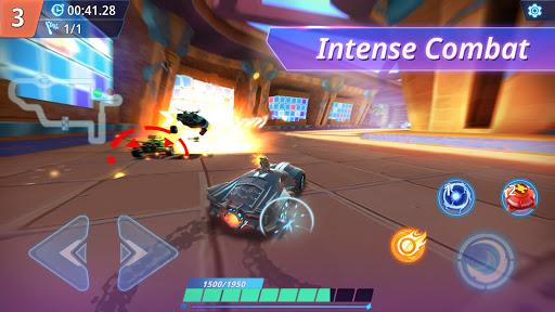 Overleague - Kart Combat Racing Game 2020 screenshots 1