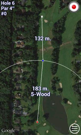 Aeris Golf GPS