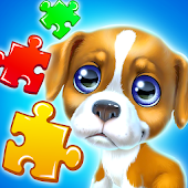 Tải Game Puppy Jigsaw Puzzle