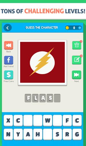 玩免費益智APP|下載Guess The Character Quiz app不用錢|硬是要APP
