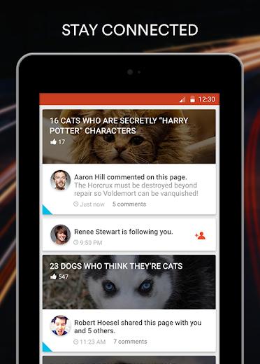 Screenshot 16 for StumbleUpon's Android app'