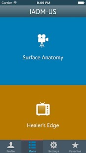 IAOM-US Surface Anatomy- screenshot thumbnail