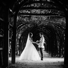 Wedding photographer Yana Slavinskaya (sentyabryaka). Photo of 23.11.2016