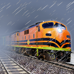 Train Driving 3D Icon