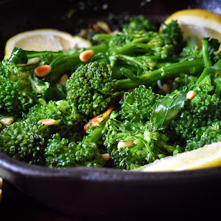Easy Garlicky Sauteed Broccolini Recipe