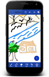 Canvas Sketch Draw Painting With Color Apps On Google Play