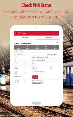 Download Railway Enquiry - PNR Status, Train Running Status Apk