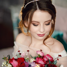 Wedding photographer Marina Tunik (marinatynik). Photo of 07.04.2018