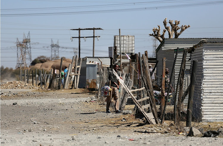 Parties jostle for KZN informal settlement's votes