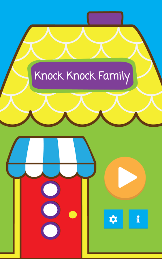 Knock Knock Family- screenshot