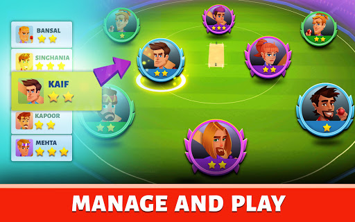 Hitwicketu2122 Superstars: Cricket Strategy Game apkmr screenshots 7