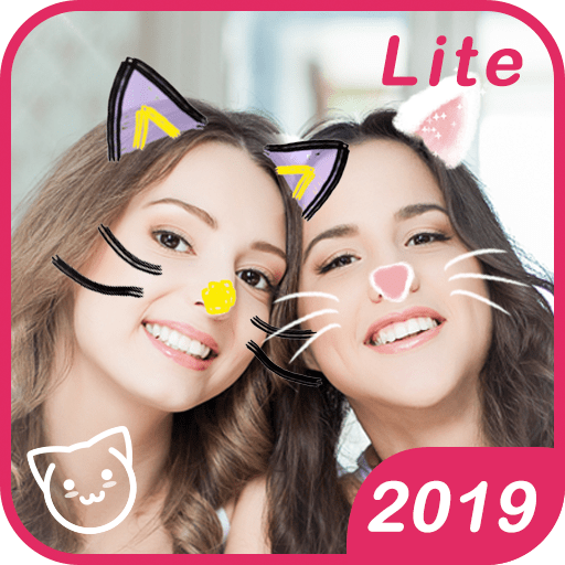Sweet Snap Lite - selfie filter, live face filter Icon