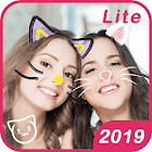 Sweet Snap Lite - live filter, Selfie photo editor icon