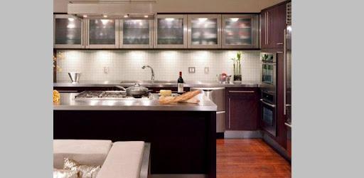 Gabinete de cocina de dise o aplicaciones en google play for Aplicacion diseno cocinas