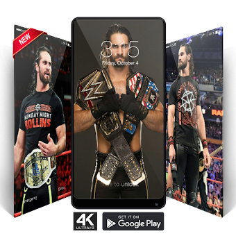 Download Top 49 Seth Rollins Wallpapers 4k Games Apps On Gam8com