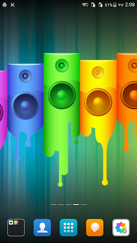 android Music Wallpapers Screenshot 5