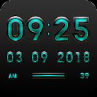 MINOR Digital Clock Widget icon