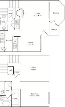 Go to A8 Floorplan page.