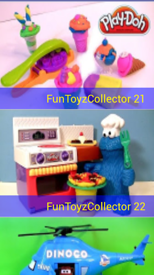 FunToyzCollector- screenshot