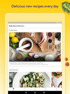 Kitchen Stories - Recipes & Cooking Screenshot
