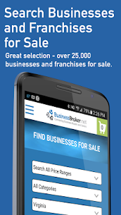 Businesses for Sale- screenshot thumbnail