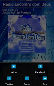Rádio Encontro com Deus screenshot 2