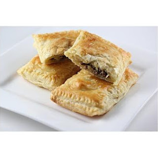 Beef Puff Pastry.