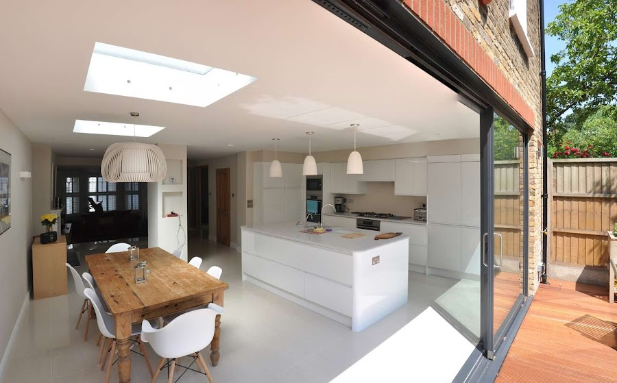 House Renovations In Buckinghamshire by Arcline Architect