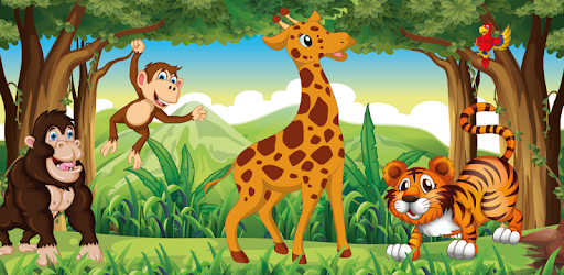 Puzzles for kids Zoo Animals for PC