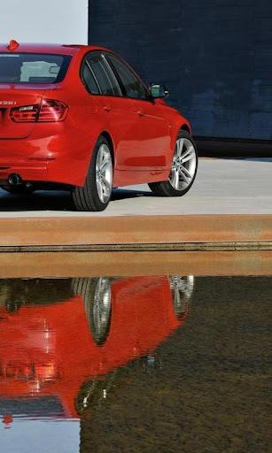 BMW3 seriesF30とテーマ&壁紙