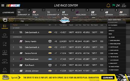 NASCAR MOBILE Screenshot 12