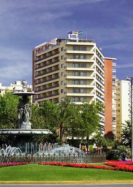 Hotel MS Maestranza ****</br><p style=