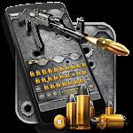 Metal Gun Keyboard Theme Icon