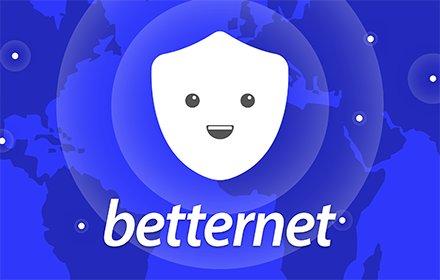 betternet unlimited free vpn proxy chrome extension