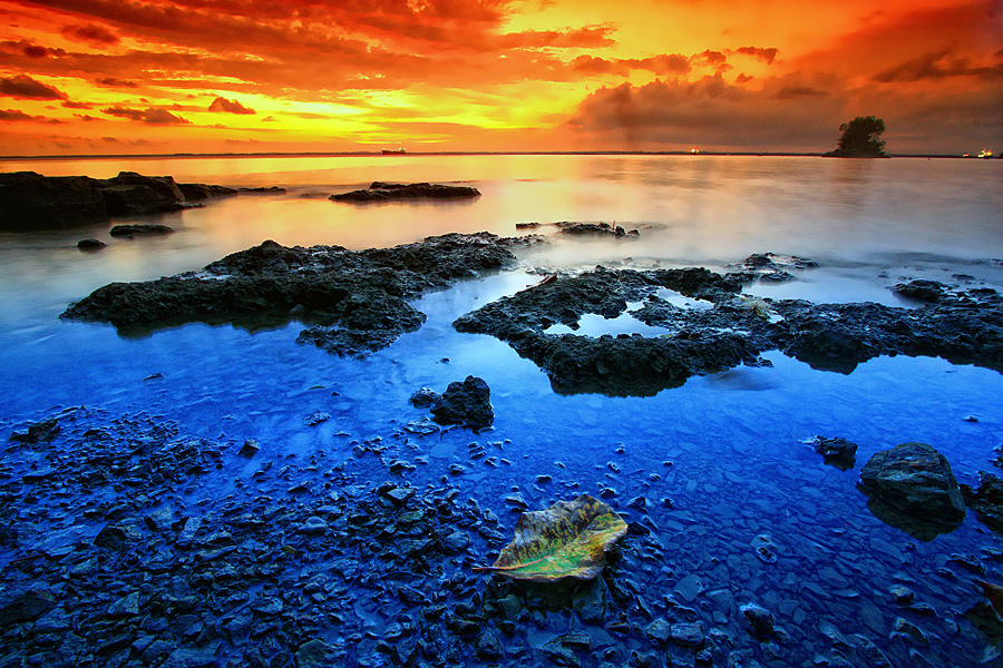 @Lone by Boim Wahyudi - Landscapes Waterscapes
