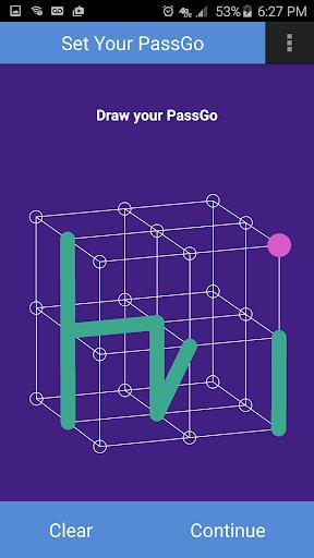 3D围棋密码锁屏(增强版)