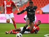 Geen schorsing voor Emmanuel Agbadou na zijn rode kaart in de wedstrijd tegen KV Oostende