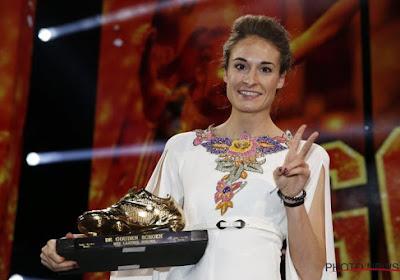 Straf: Tessa Wullaert heeft ticket voor haar eerste finale bij Manchester City beet