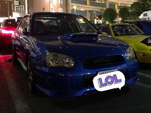 インプレッサ WRX GDA WR_Limited 2004のカスタム事例画像 たろさんの2019年06月15日00:50の投稿