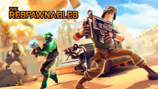 Respawnables – Online PVP Battles screenshot 14